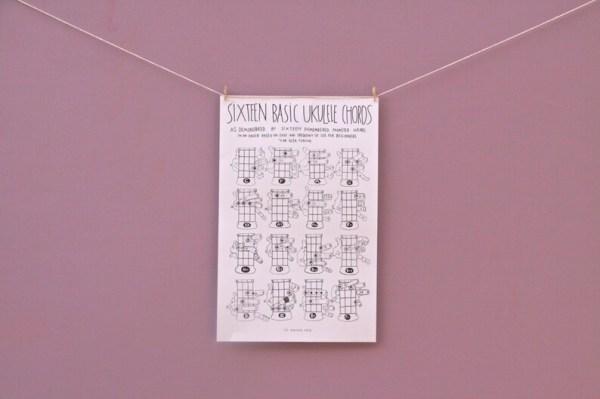 crystal chandelier ukulele chords # 41