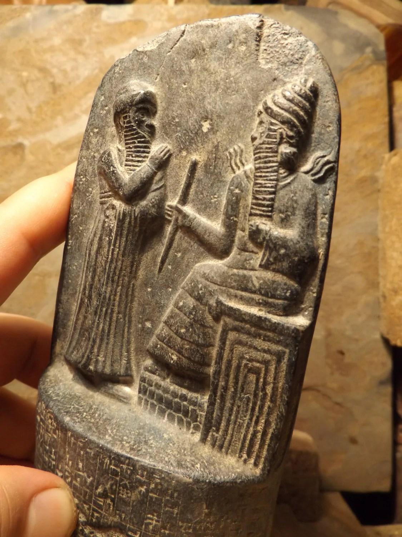 Babylon Law Code Of Hammurabi Akkadian Cuneiform