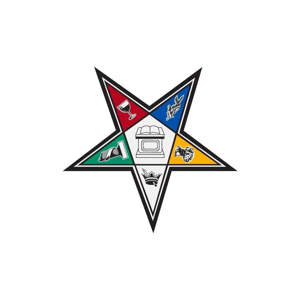 Order of the Eastern Star OES Free Mason Masonic | Etsy