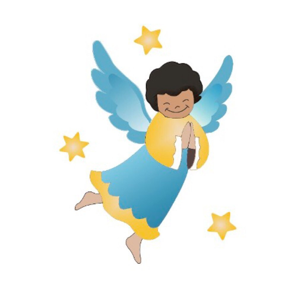 angel clipart free - 840×655
