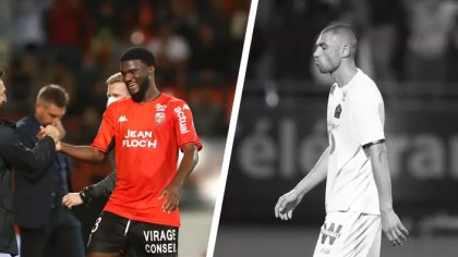 Lorient's assault on hearth, Yilmaz additionally simply