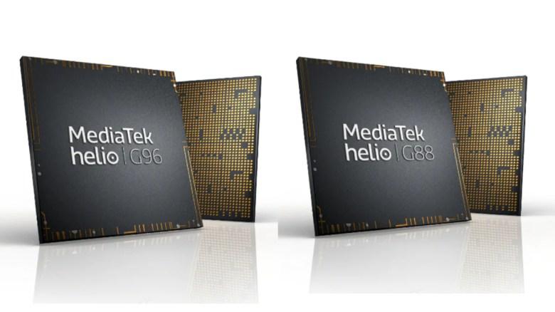 MediaTek Helio G96, MediaTek Helio G88 4G SoCs Announced for Budget Smartphone, Mid-Range
