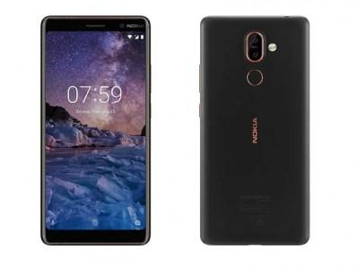 Nokia 7 Plus Price in India, Specifications, Comparison ...