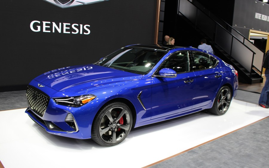 2019 Genesis G70  Pricing Announced   The Car Guide 2019 Genesis G70  Pricing Announced
