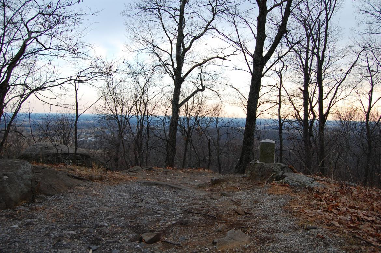 Climbing Big Round Top Gettysburg Daily