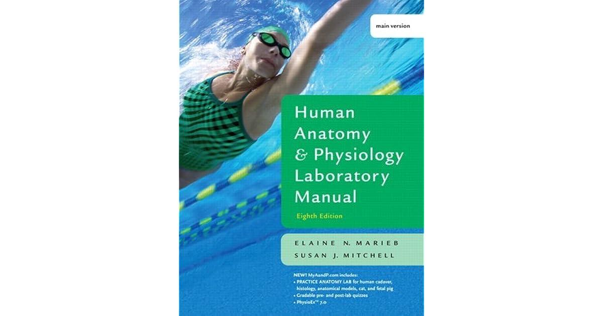 Marieb Anatomy 9th Edition