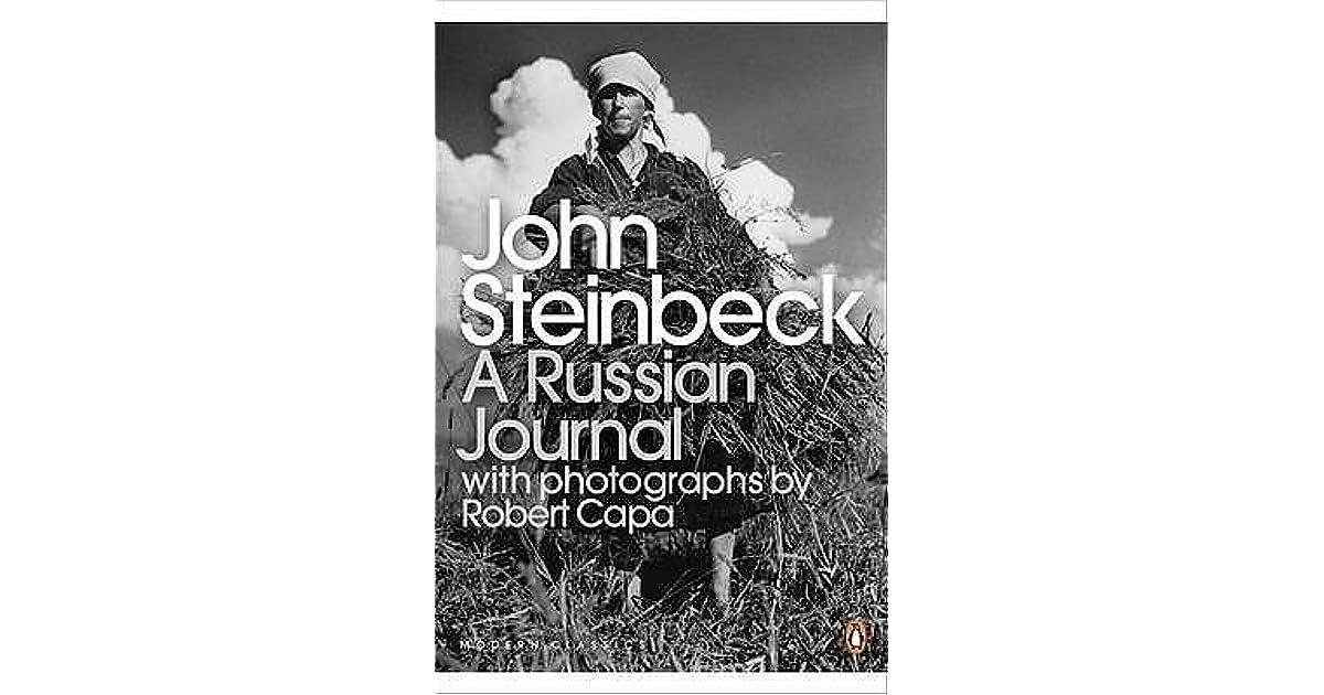 Russian Journal John Steinbeck