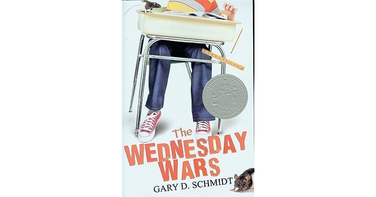 Schmidt Book Gary D Trouble