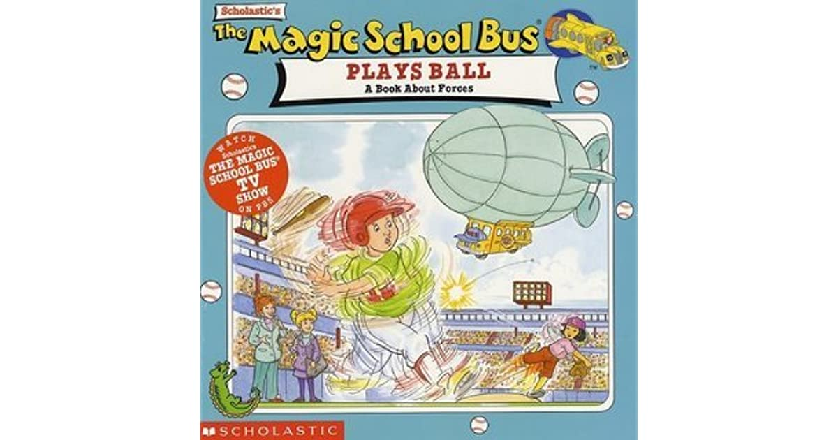School Bus Plays Ball Magic