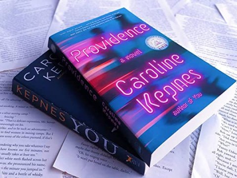 Providence by Caroline Kepnes Caroline Kepnes is one of the best wordsmiths of our generation  Plain and  simple