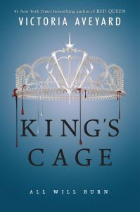 King s Cage   Victoria Aveyard   Hardcover Enlarge Book Cover