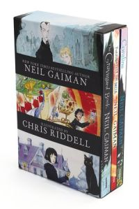 MouseCircus com   The Official Neil Gaiman Website for Young Readers Neil Gaiman Chris Riddell 3 Book Box Set