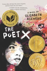 The Poet X   Elizabeth Acevedo   Hardcover The Poet X