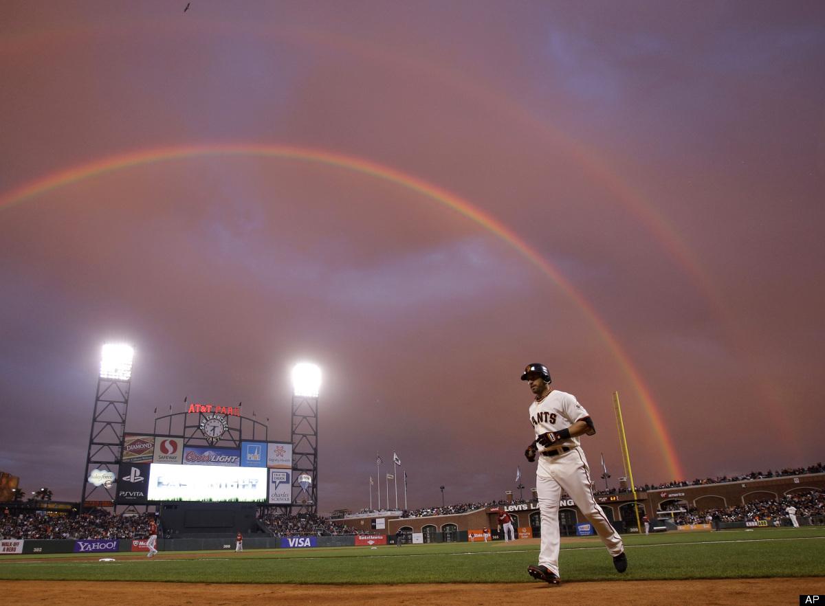 Double Rainbow Chicago Photographer Captures Amazing Shot