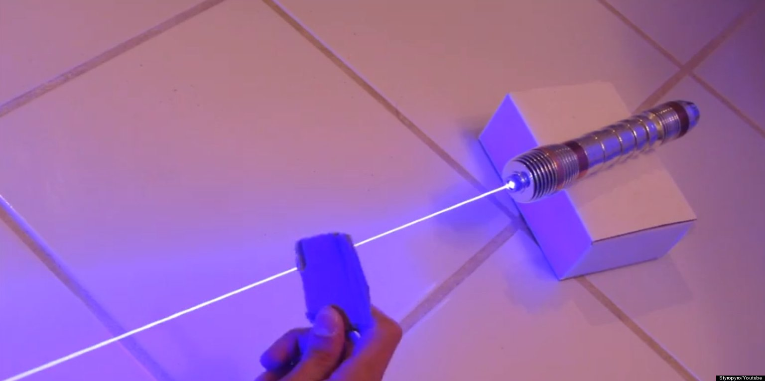 Real Light Saber