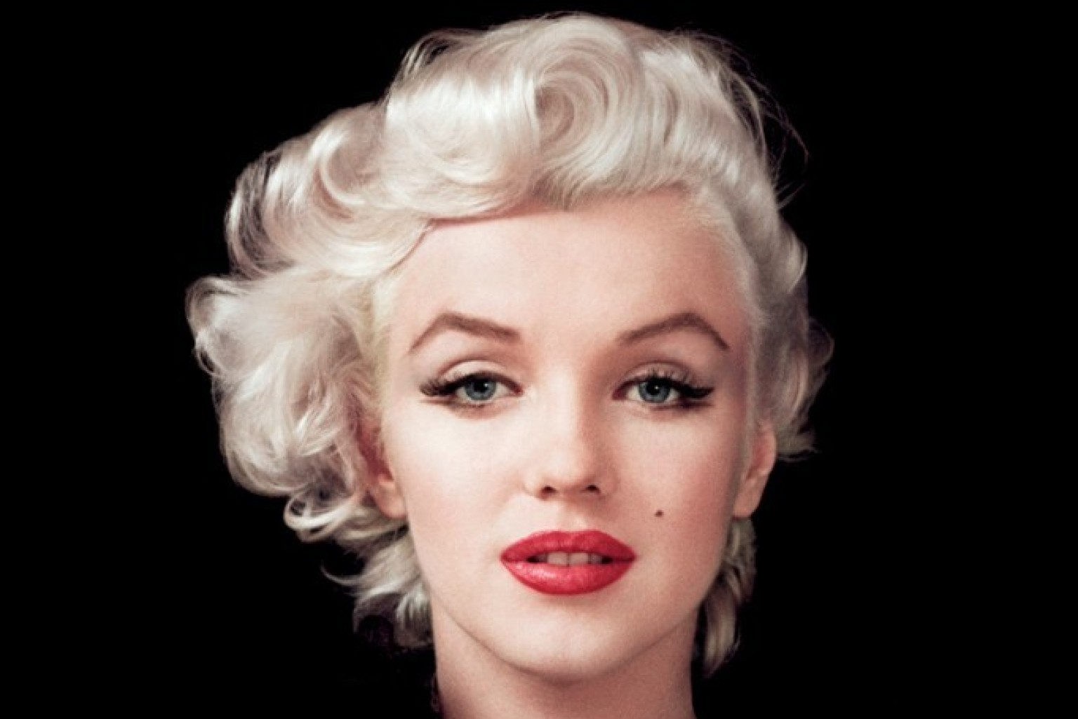 Marilyn Monroe Sexy Hair Ads Bring Actress Back To Life ...