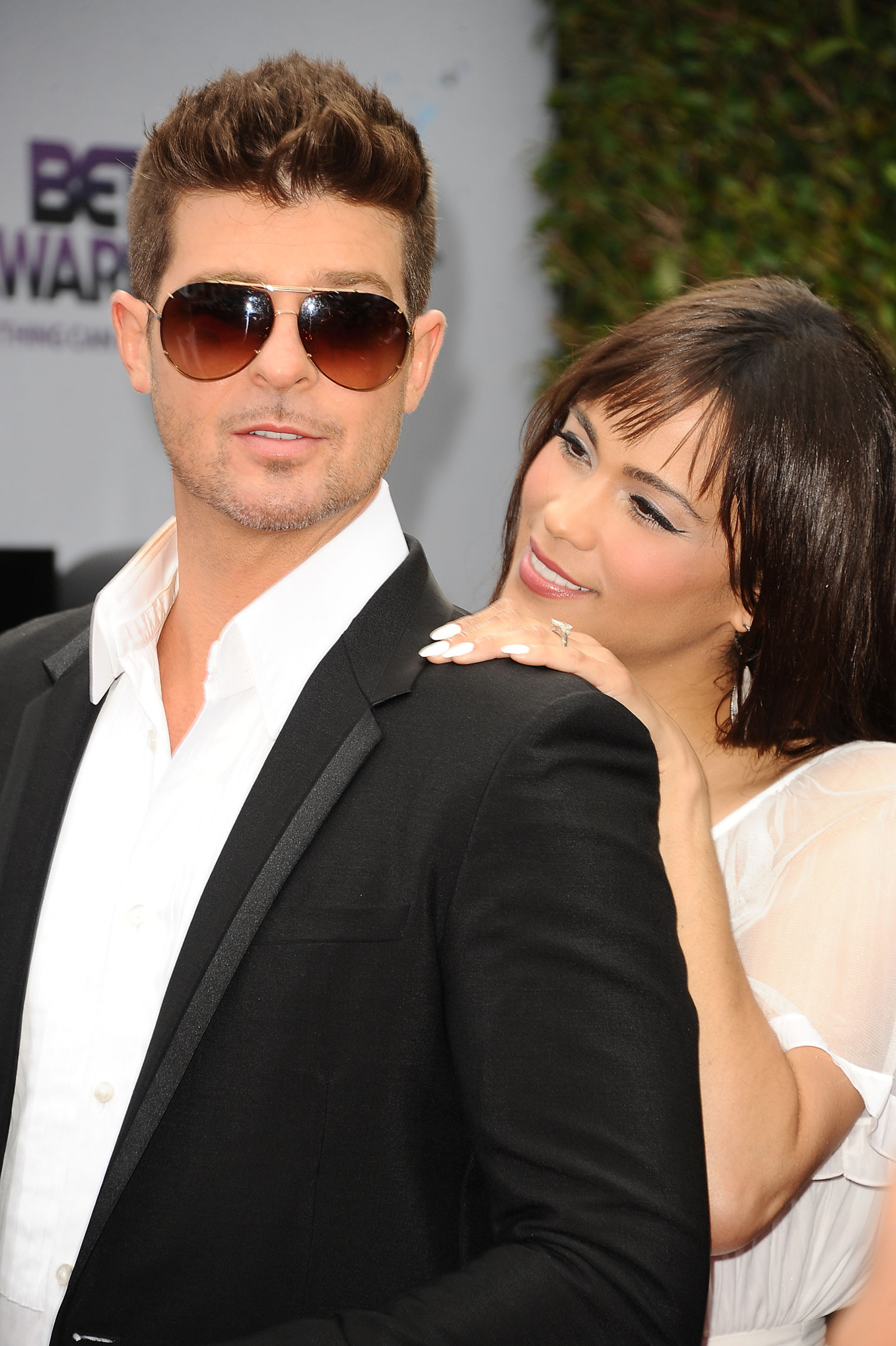 Paula Patton, Robin Thicke's Wife, Reveals What She Did ...