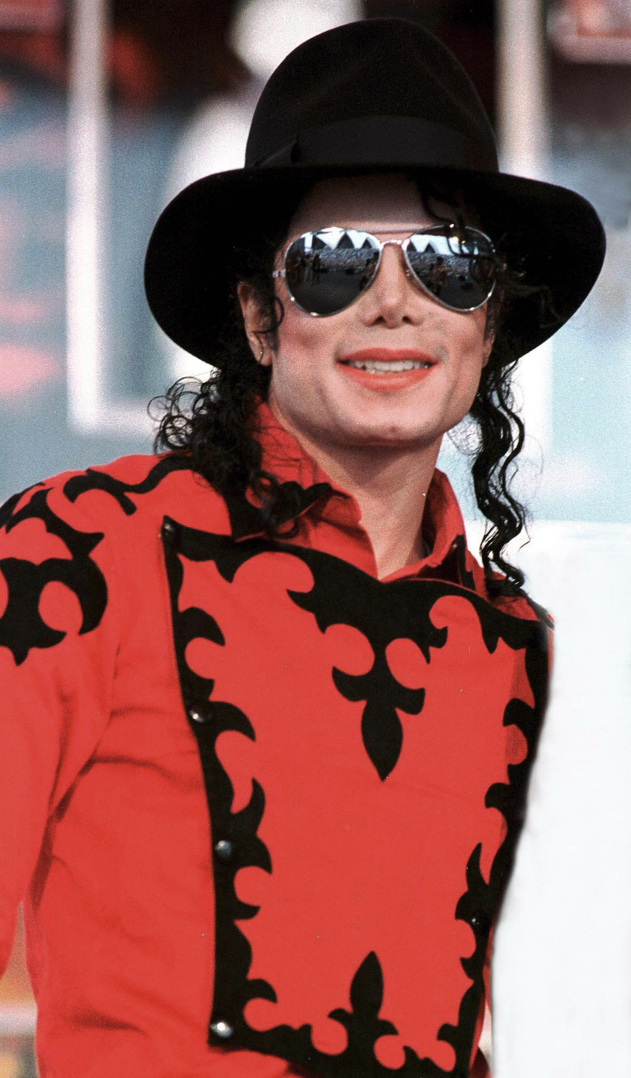 Michael Jackson 'Notes' Reveal Grand Ambitions To Be ...