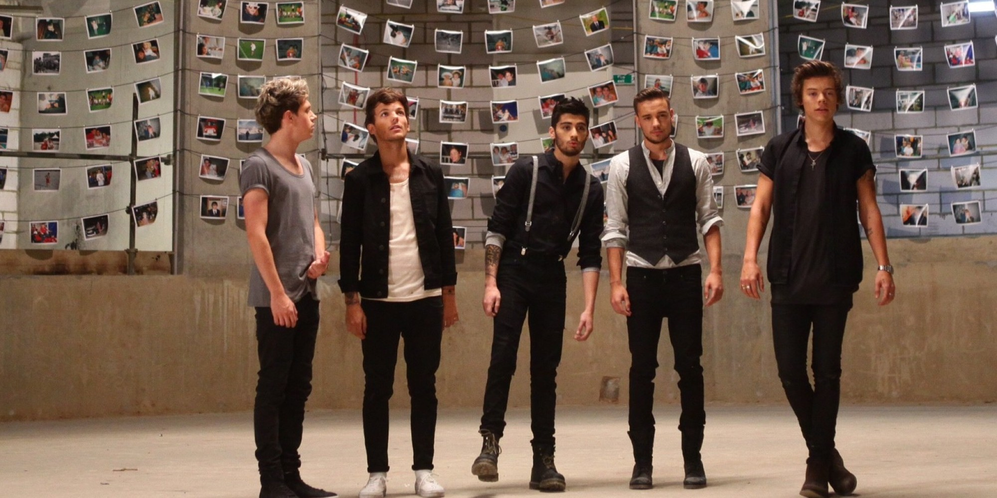 One Direction 'Story Of My Life' Video Sees Harry, Zayn ...