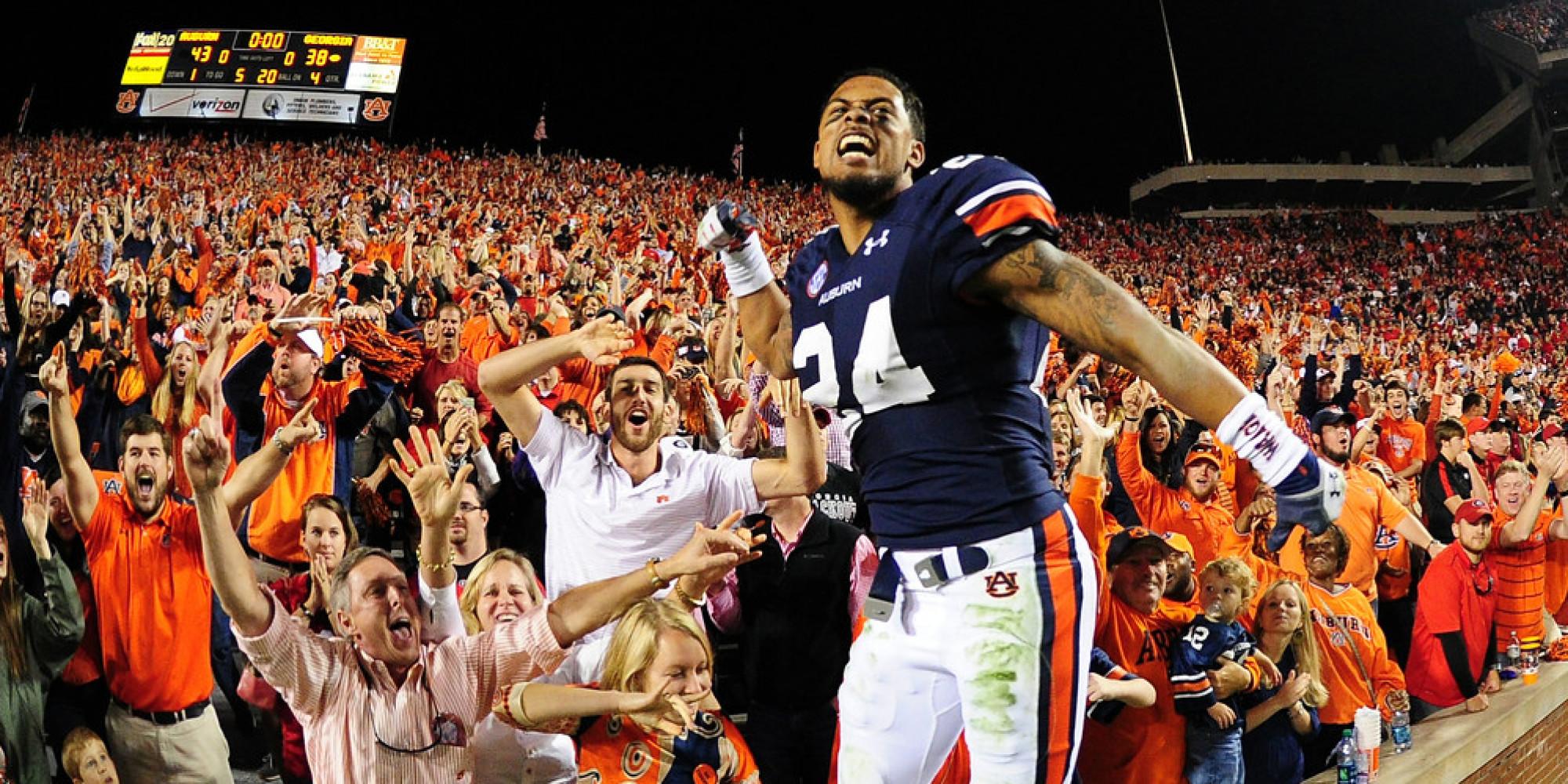 College Football Week 12 Recap: Auburn's Miracle Catch ...