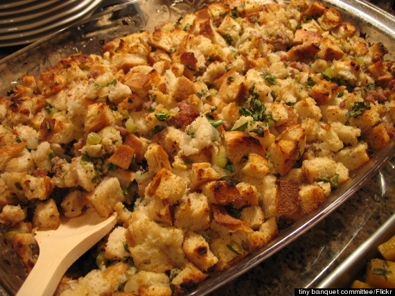 7 Stuffing Recipes For Every Diet   HuffPost vegetarian stuffing