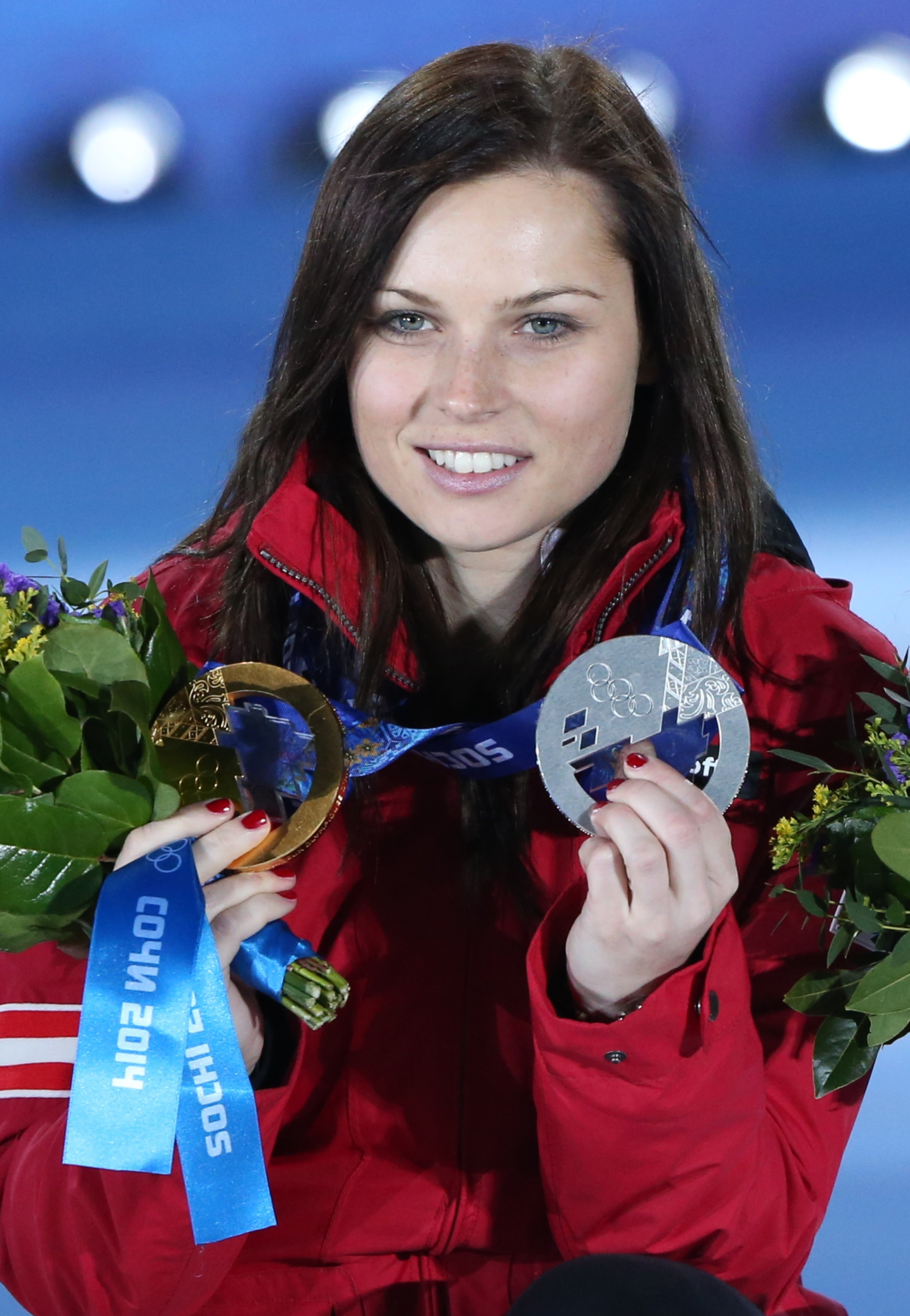 Us Olympic Athletes Female Winter Olympic