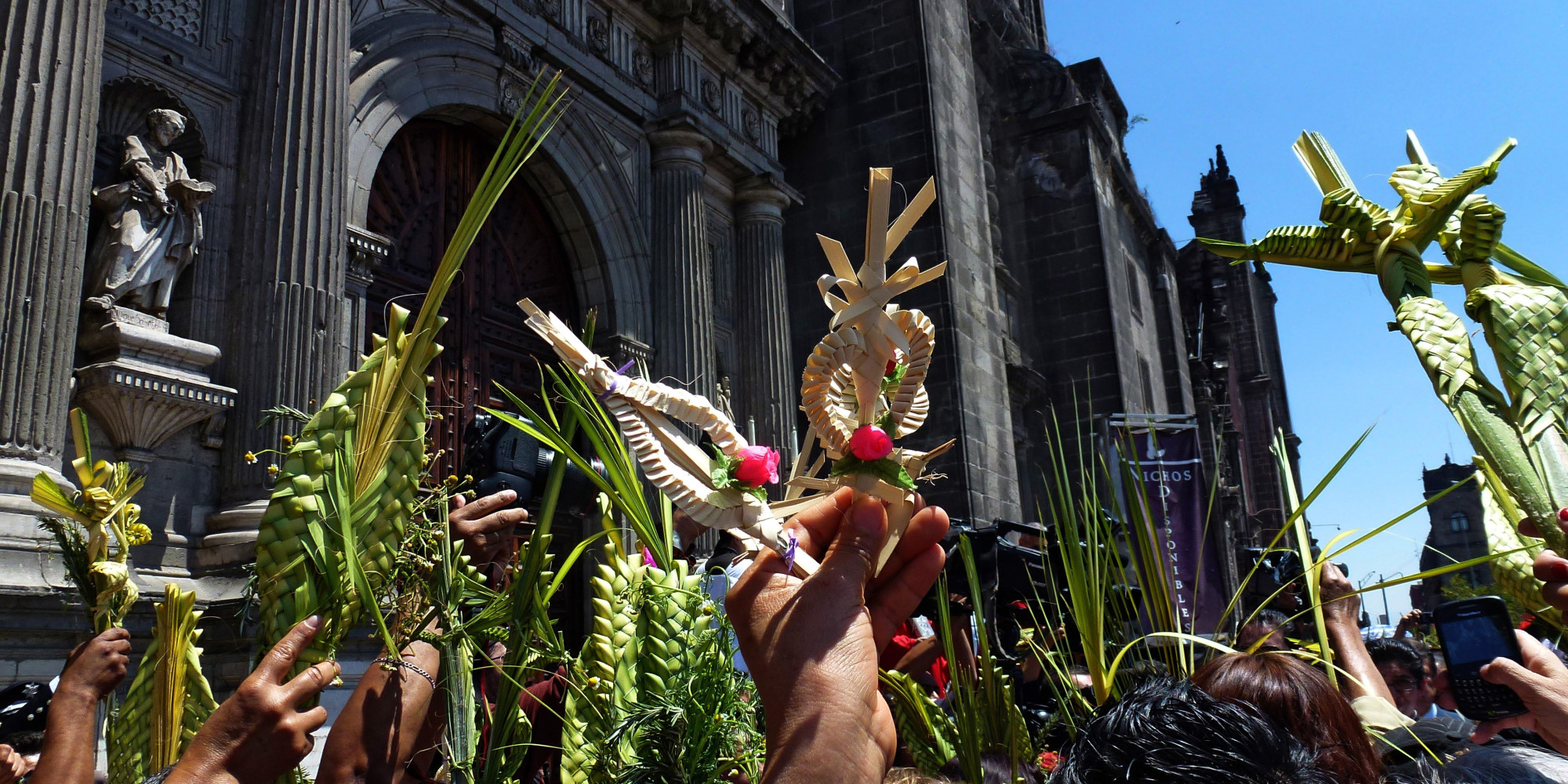 Palm Sunday 2014 Dates Traditions And History Of The