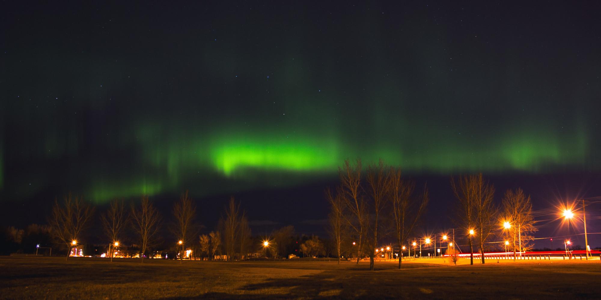 Northern Lights British Columbia