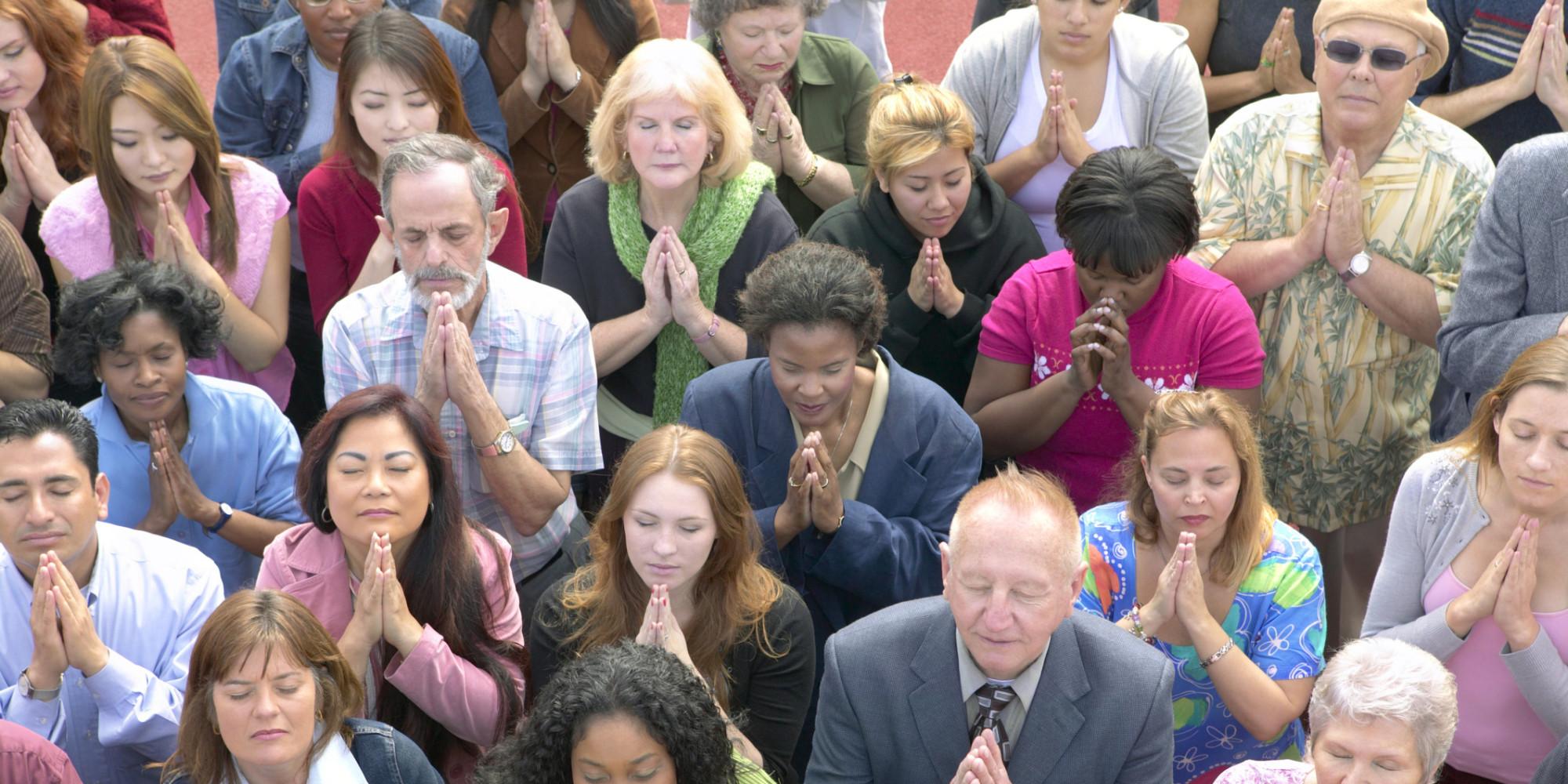 Heaven Help Us: The Public Prayer Debate   HuffPost