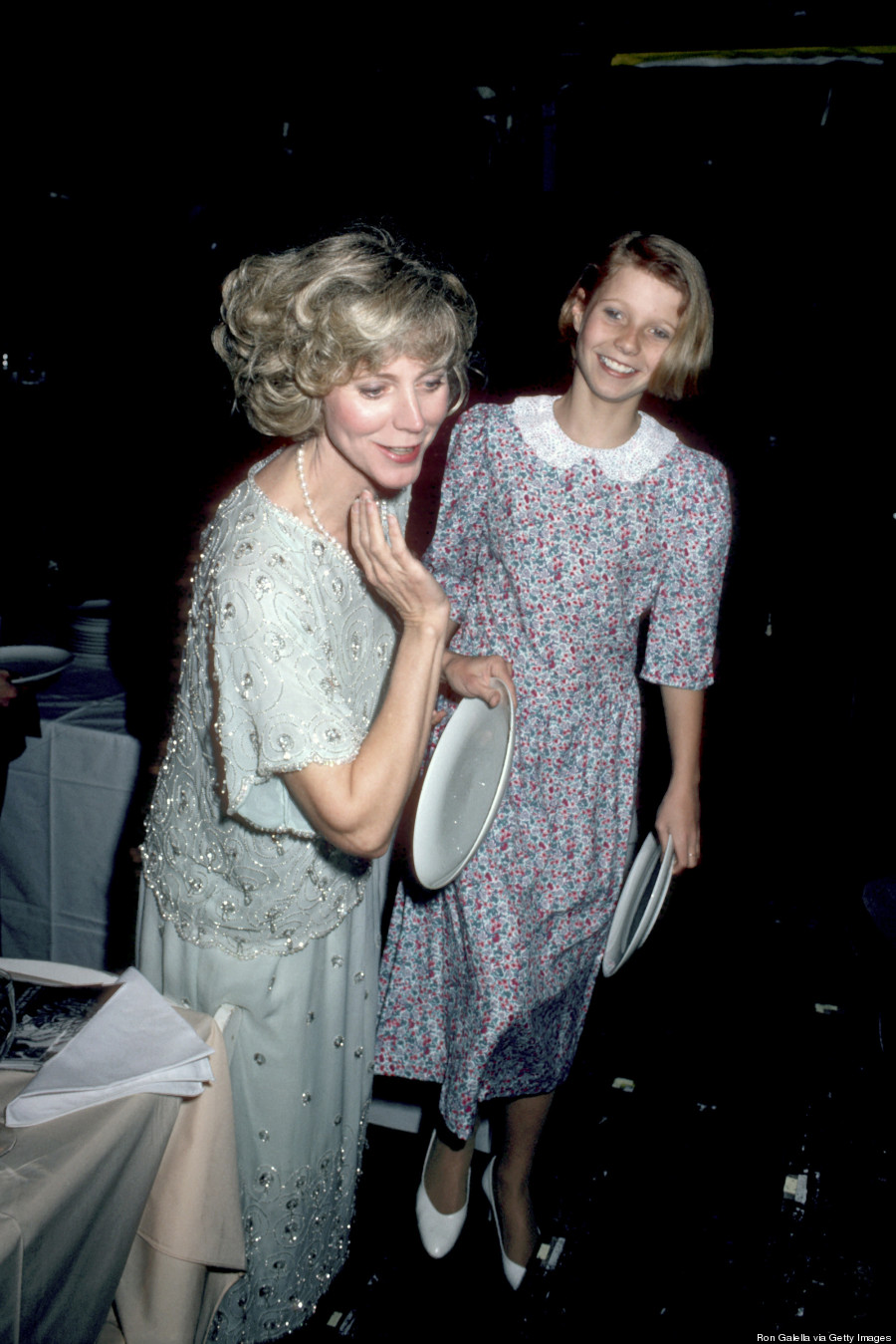 These Retro Photos Of Celebrity Moms And Daughters Will ...