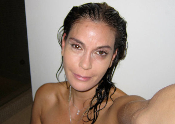Forehead Julia Vein Roberts
