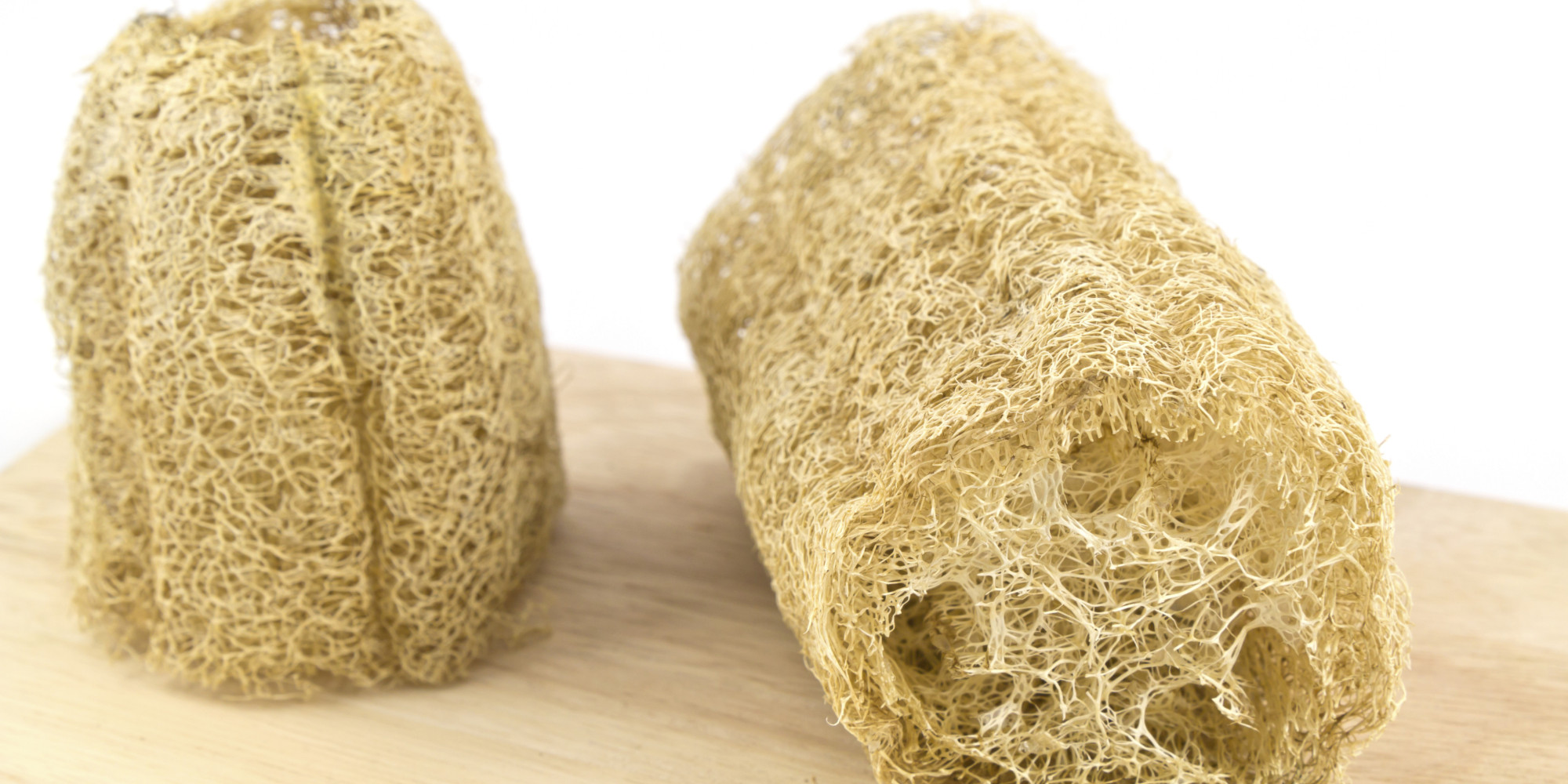 You Should Probably Stop Using A Loofah In The Shower