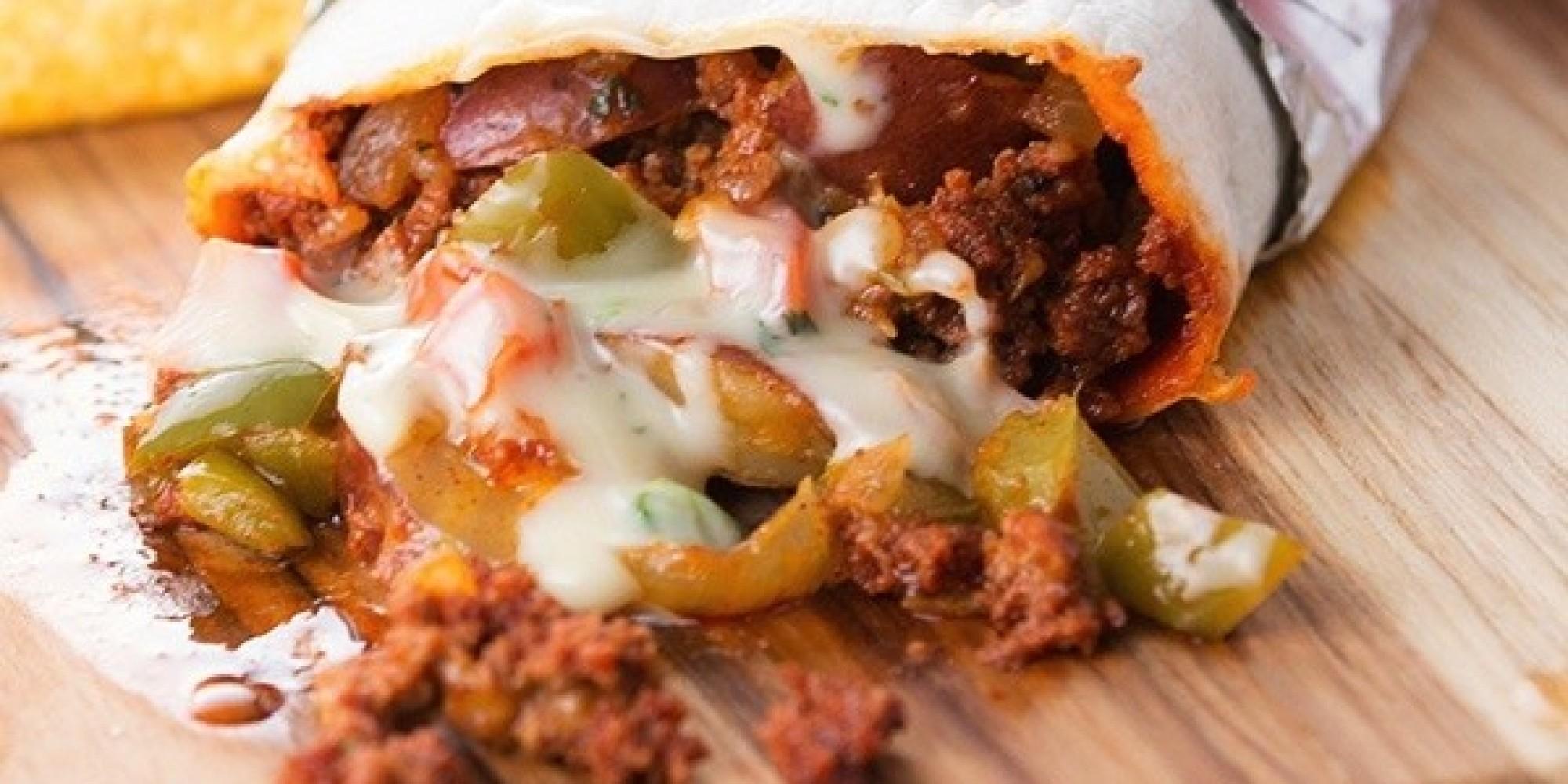 Chipotle Steak Burrito Recipe