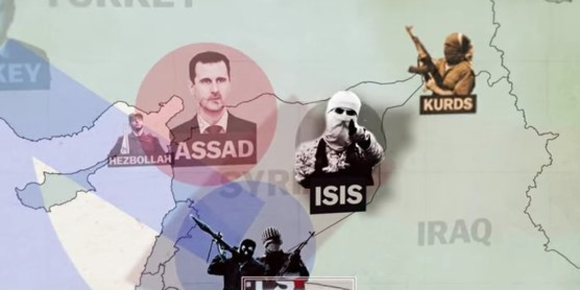 Syrian Civil War Brilliantly Explained By This Five-Minute ...