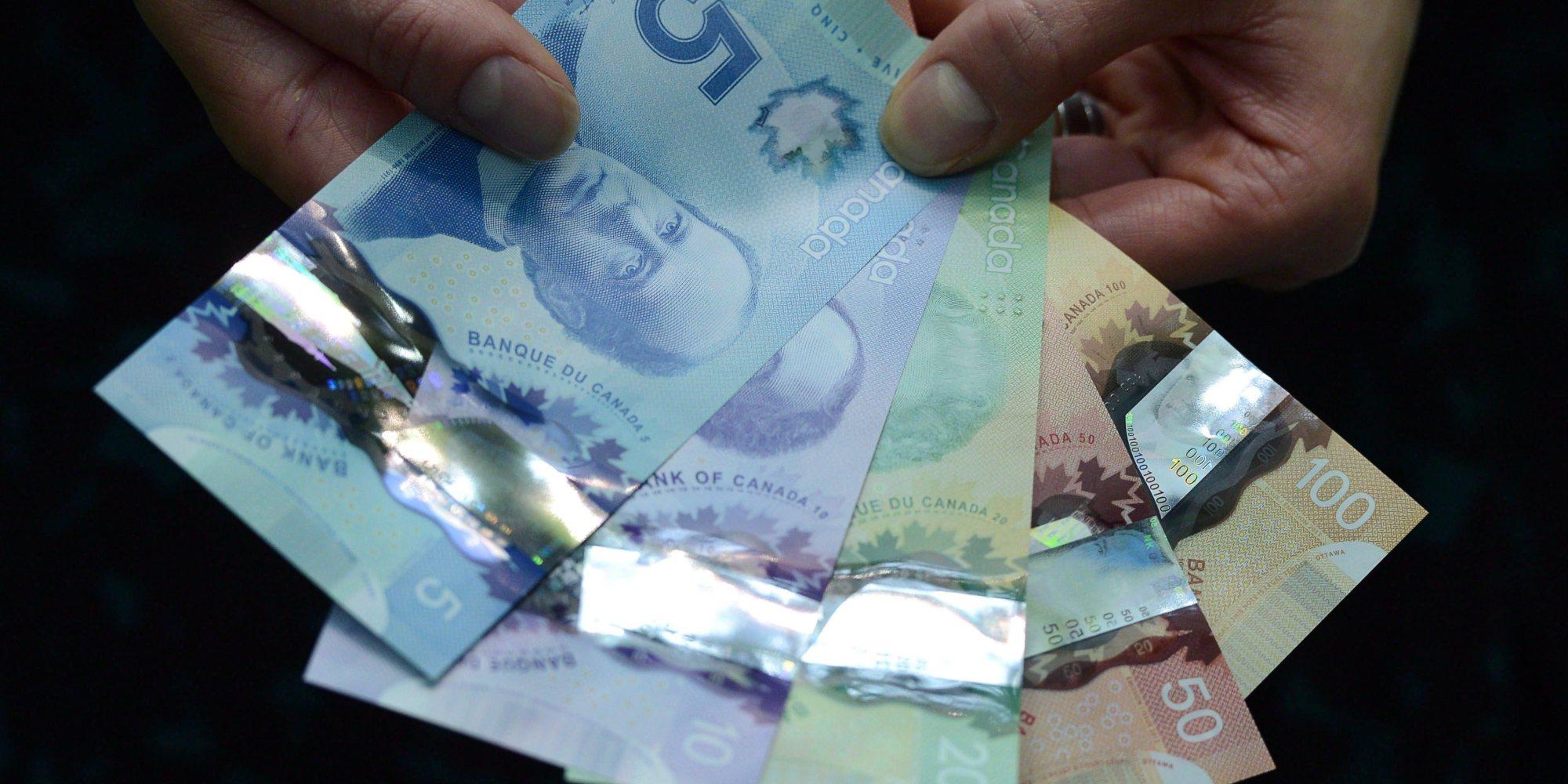New Money 100 Plastic Canadian