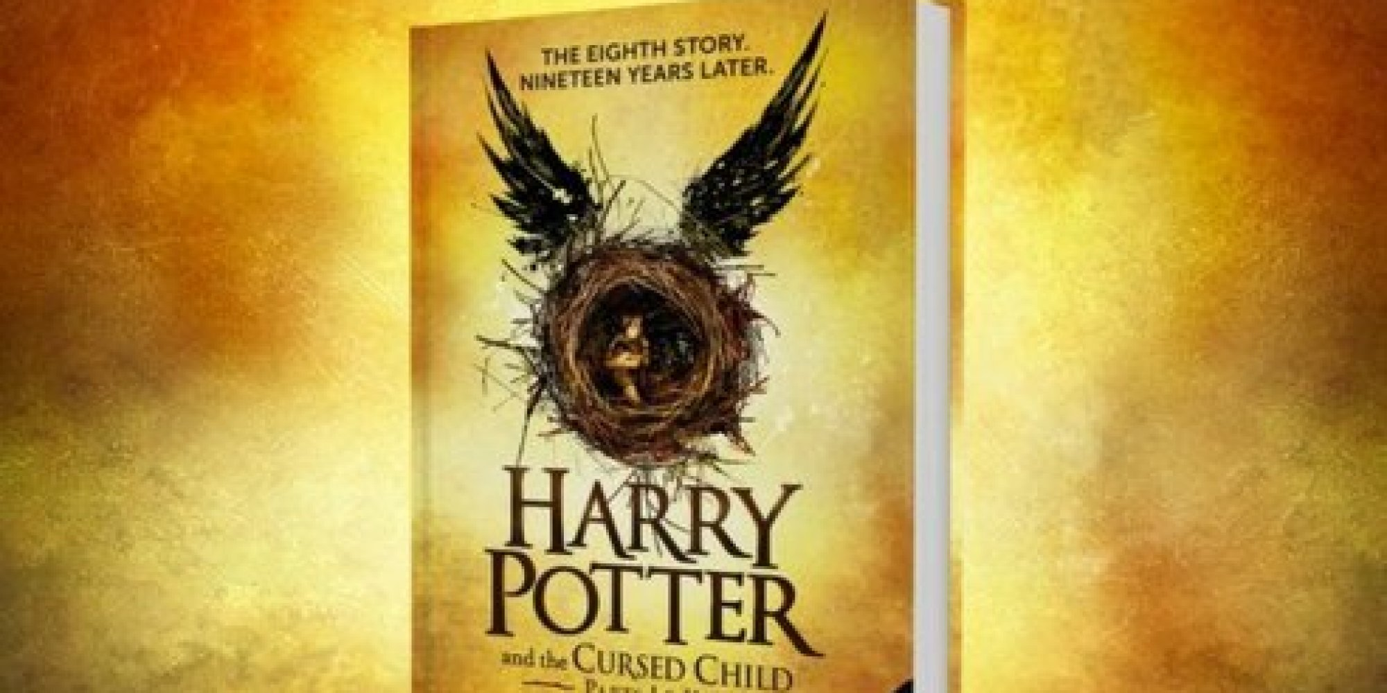 'Harry Potter' New Book: 'The Cursed Child' Play Script To ...