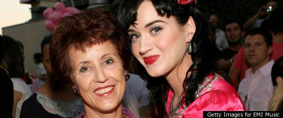 Katy Perry's Parents: Divorce Was Sent By God