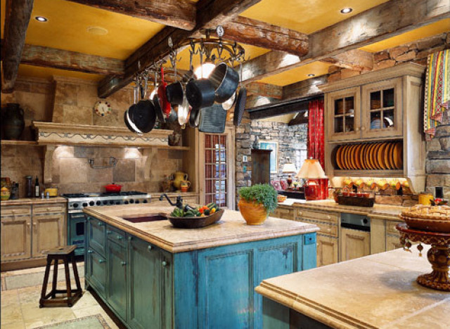 Updated Country French Decor