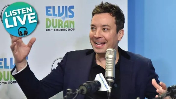 What We Talked About   Elvis Duran and the Morning Show LISTEN LIVE  Jimmy Fallon Co Hosts with Elvis Duran at 7 AM ET Sep 11  2018