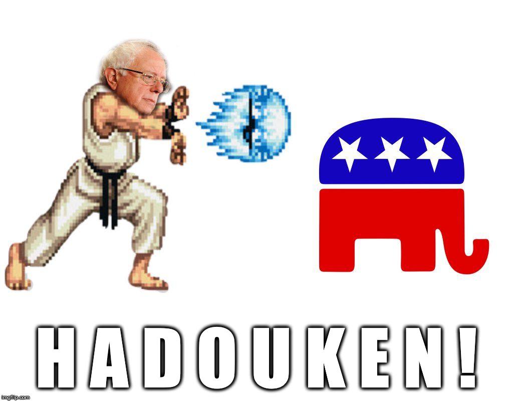 Blank Meme Templates Fighter