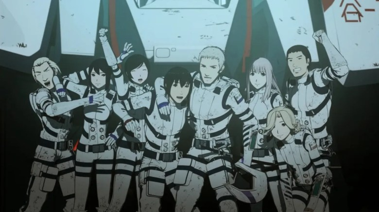 """Animated feature film """"Knights of Sidonia"""" sent to cinemas"""