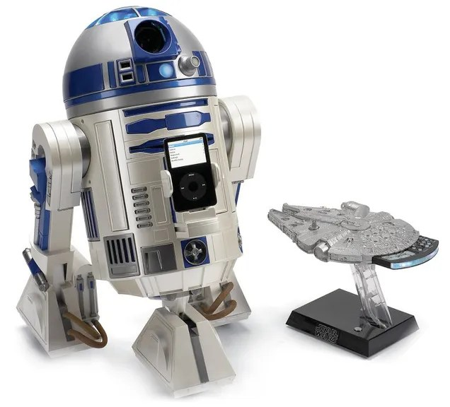 Leia Projector D2 R2 And