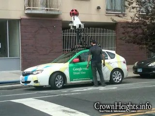 Google Maps Street View car breaks down in Brooklyn A Google Maps Street View car taking photos of roving artisanal grilled  cheese making wagons in Williamsburg made an unscheduled break in Crown  Heights