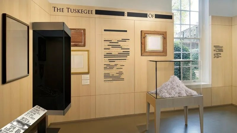 Museum Of Repressed American History Conceals New Exhibit On     Museum Of Repressed American History Conceals New Exhibit On Tuskegee  Experiments