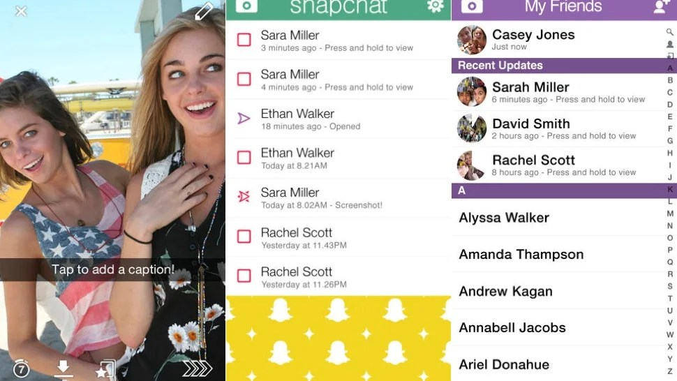 Snapchat's Update Lets You Replay One Snap Per Day