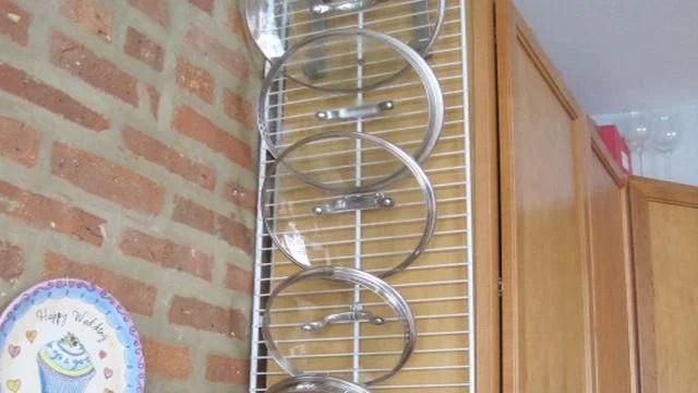 Hanging Pot Rack Ikea