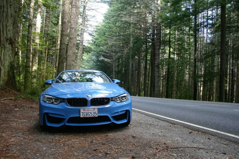 Your Ridiculously Awesome BMW M4 Wallpaper Is Here