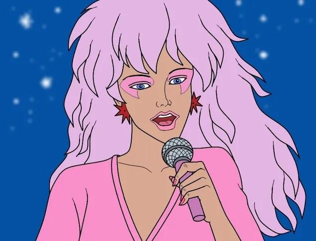 80s Female Cartoon Characters