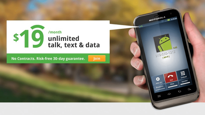 Unlimited Data Cell Phone Plans