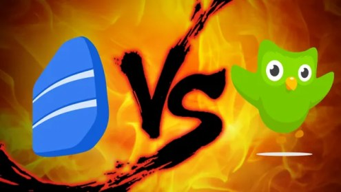 Language Learning Showdown  Rosetta Stone vs  Duolingo   Utter Buzz  There are so many language learning resources available now it can feel a  bit overwhelming  Rosetta Stone and Duolingo are two of the most popular  choices